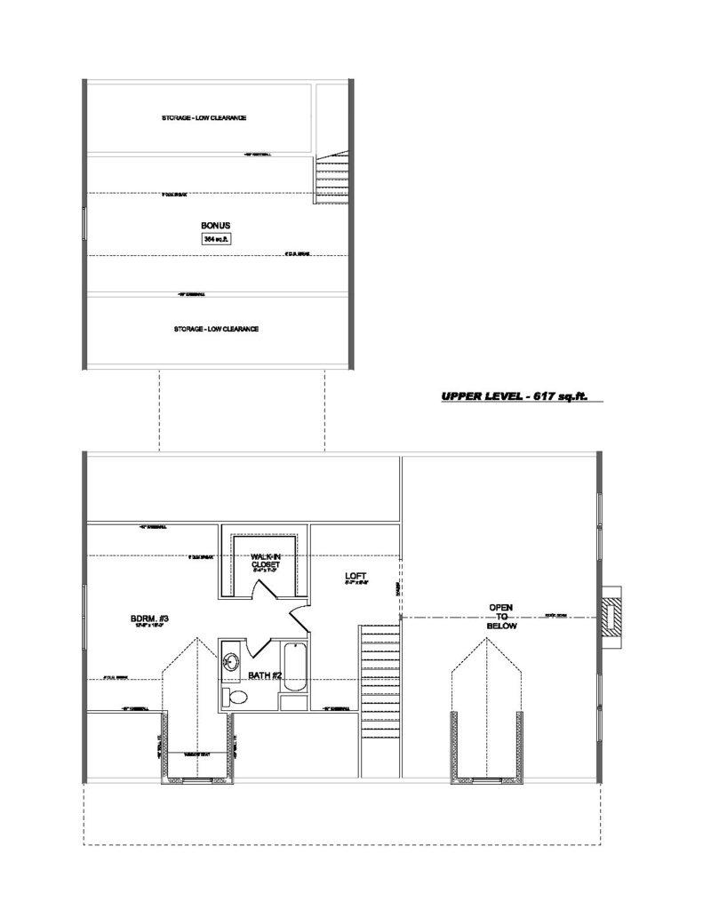 Atglen Second Floor
