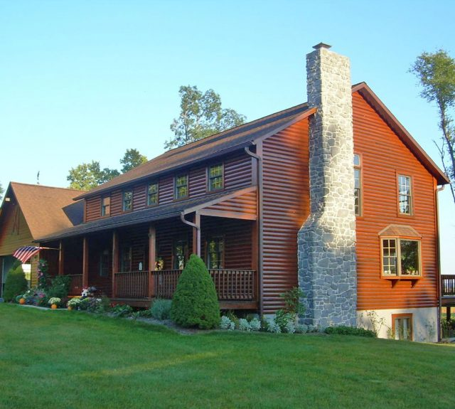 turnkey log home prices