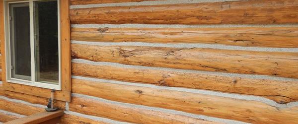 A home sealed with Sashco caulk
